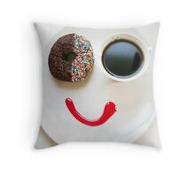 My 'Happy Meal' Version... Throw Pillow
