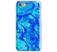 Bubbly Blue iPhone Case/Skin