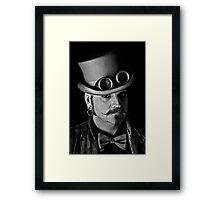 Kieron Framed Print