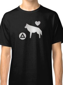 """Good, good dog"" Classic T-Shirt"