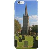 St Mary's, East Brent iPhone Case/Skin