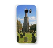 St Mary's, East Brent Samsung Galaxy Case/Skin