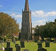 St Mary's, East Brent by RedHillDigital