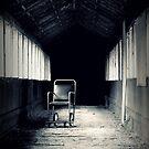 Empty ~ West Park Asylum by Josephine Pugh