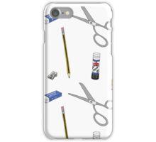 I love stationery iPhone Case/Skin