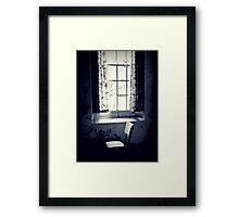 Loss ~ West Park Asylum Framed Print