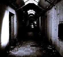 Concealed ~ West Park Asylum by Josephine Pugh