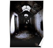 Concealed ~ West Park Asylum Poster