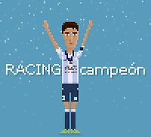 Racing campeón by pixelfaces