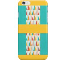 blues and yellows  iPhone Case/Skin