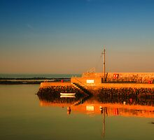 Groomsport Sunset by Stephen Maxwell