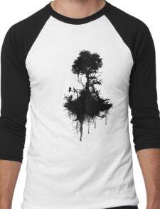 Last Tree Standing Men's Baseball ¾ T-Shirt