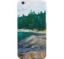 The Beach at Drumbeg iPhone Case/Skin