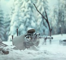 Lego sniper by Shobrick