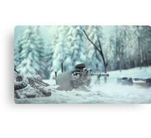 Lego sniper Canvas Print
