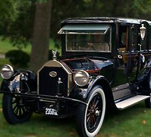 1919 Pierce Arrow Presidential Limousine by TeeMack