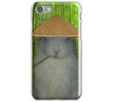 Rabbit Sensei iPhone Case/Skin