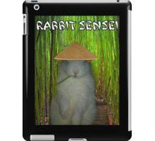 Rabbit Sensei iPad Case/Skin