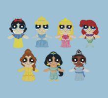 Powerpuff Princesses Kids Clothes