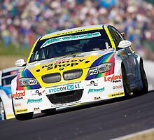BTCC Stephen Kane by Mark Greenwood