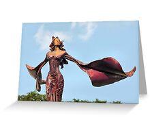 Magdeline Greeting Card