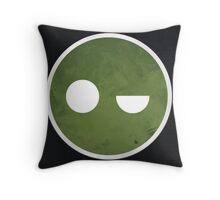 Superintendent - ODST Throw Pillow