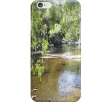 River to your dreams iPhone Case/Skin