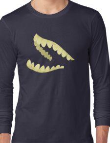 Floating Teeth Long Sleeve T-Shirt