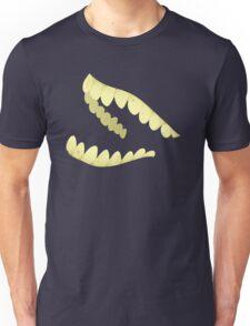 Floating Teeth Unisex T-Shirt