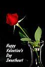 Valentine Card by RebeccaBlackman