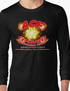 Ace Explosives & Demolition Supplies Long Sleeve T-Shirt