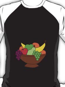 Simple Fruit Bowl T-Shirt