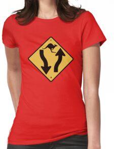 Kangaroo! Womens Fitted T-Shirt