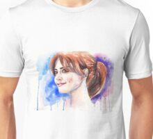 Clara Oswald. Jenna Coleman Unisex T-Shirt