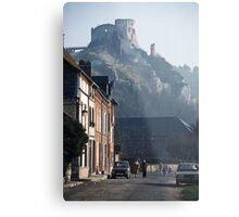 Richards Castle at Les Andelays 19840216 0047 Metal Print