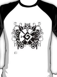 Hunab Ku Updated No Werdz 2011 T-Shirt
