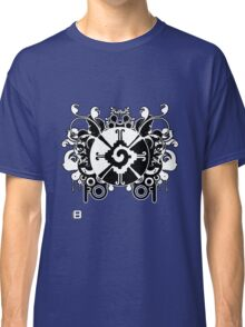 Hunab Ku Updated No Werdz 2011 Classic T-Shirt