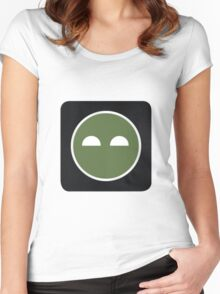Superintendent - ODST Women's Fitted Scoop T-Shirt