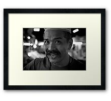 Mr Phu's Seafood Restaurant Framed Print