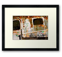 Old and in the Way Framed Print