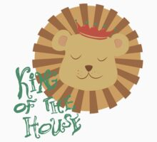 King of the house Kids Tee