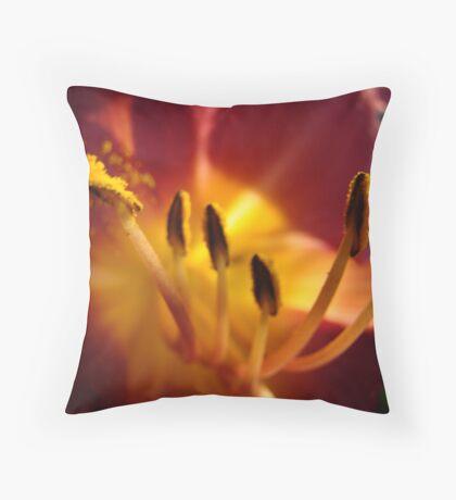 Flower 6 Throw Pillow