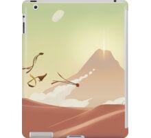 Gliding iPad Case/Skin