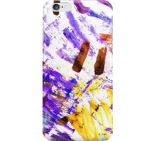 Color painting iPhone Case/Skin