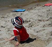 Aussie Aussie Aussie Down Under Hat by myraj