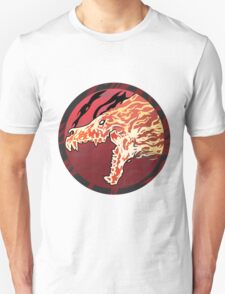 Flaming Howl High Res Version T-Shirt