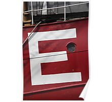 Big E Poster