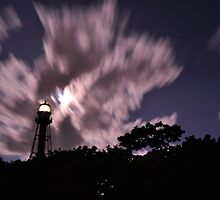 Sanibel Island Light (Point Ybel Light), As Is by Kim McClain Gregal