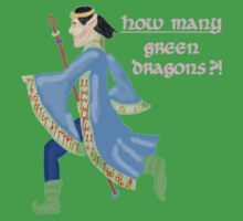 How many Green Dragons?! by Marc Grossberg