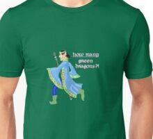 How many Green Dragons?! Unisex T-Shirt